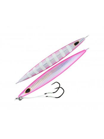 STORM Gomoku Kensaki Silver Pink Zebra pilker na morský rybolov
