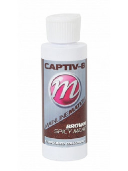 MAINLINE MATCH CAPTIV-8 FLAVOURED COLOURANTS SPICY MEAT