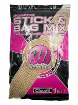 MAINLINE PRO-ACTIVE BAG & STICK MIX CLOUD 9