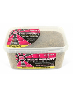 MAINLINE HIGH IMPACT GROUNDBAIT PINEAPPLE MIX