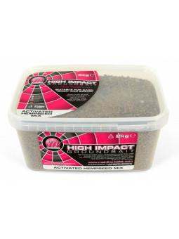 MAINLINE HIGH IMPACT GROUNDBAIT HEMPSEED MIX