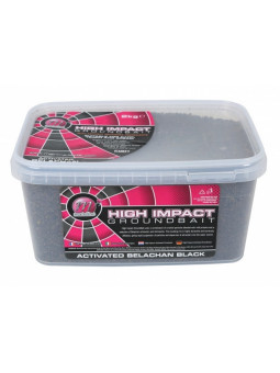 MAINLINE HIGH IMPACT GROUNDBAIT BELACHAN BLACK MIX