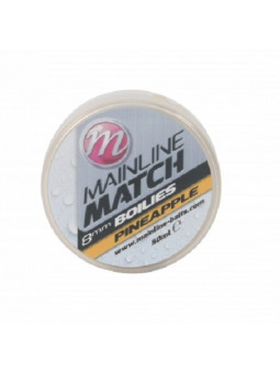 MAINLINE MATCH RANGE BOILIES PINEAPPLE