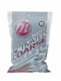 MATCH ACTIVATED CARP COARSE PELLETS 8 mm