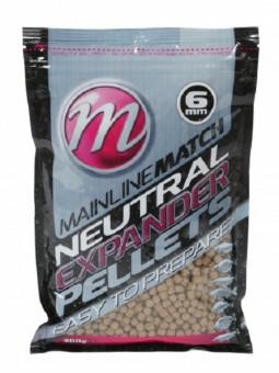 MAINLINE MATCH NEUTRAL EXPANDER PELLETS 6 mm