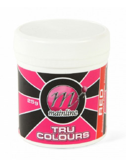 MAINLINE POWDERED DYES RED