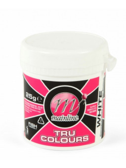MAINLINE POWDERED DYES WHITE