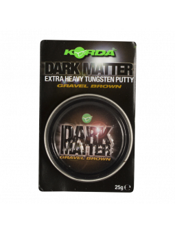 KORDA DARK MATTER TUNGSTEN PUTTY GRAVEL