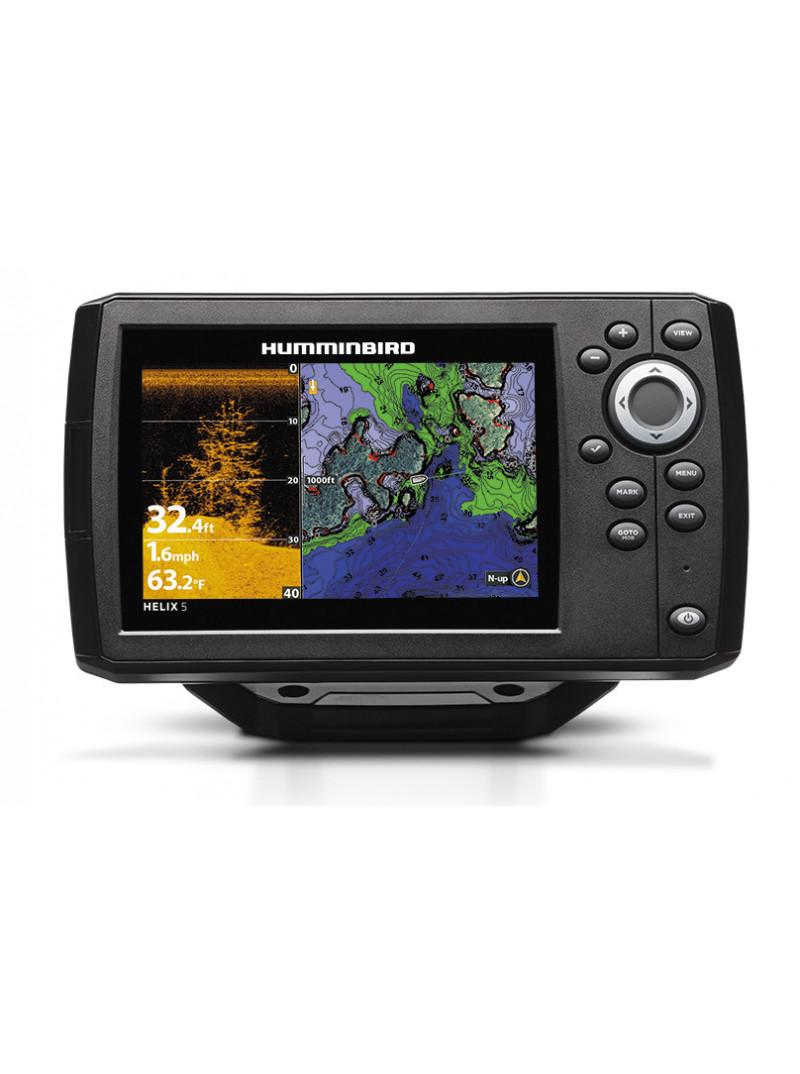 Humminbird HELIX 5X CHIRP DI GPS G2 - sonar