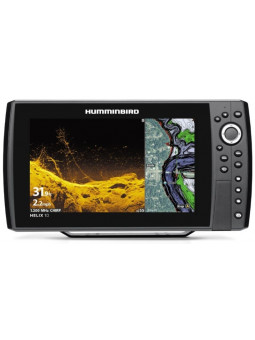 HUMMINBIRD HELIX 10X CHIRP MEGA DI GPS G2N