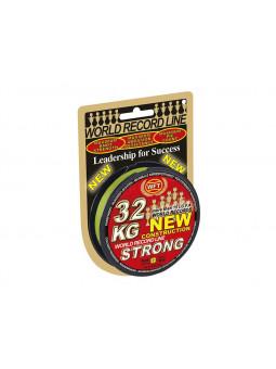 Pletená šnúra WFT KG Strong Chartreuse