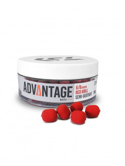 DAIWA ADVANTAGE SEMI BUOYANT RED KRILL