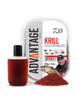 DAIWA ADVANTAGE METHOD KRILL PELLET BOX