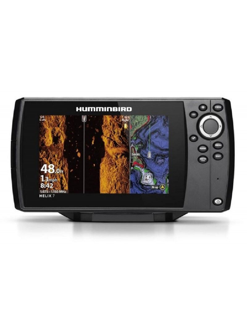 Humminbird HELIX 7 Chirp Mega SI GPS G3 - sonar