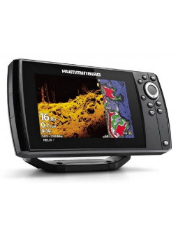 Humminbird HELIX 7x MDI GPS G3 - sonar