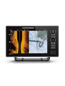 Humminbird SOLIX 10 Chirp Mega SI+ GPS G2 - sonar