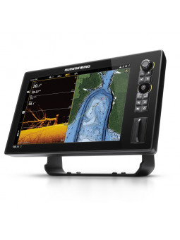 Humminbird SOLIX 12 Chirp Mega SI+GPS G2 - sonar