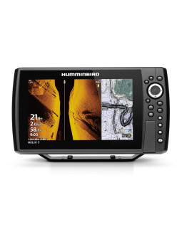 Humminbird HELIX 9 CHIRP Mega SI+ GPS G3N - sonar