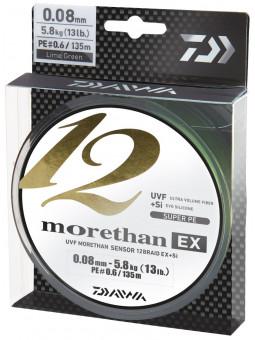 DAIWA Morethan 12 Braid EX+SI pletená šnúra